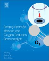 Rotating electrode methods and oxygen reduction electrocatalysts [electronic resource]