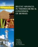 Recent advances in thermochemical conversion of biomass [electronic resource]