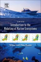 Introduction to the modelling of marine ecosystems [electronic resource]