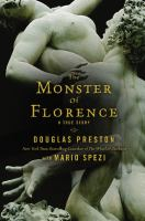 Cover Image of Monster of Florence