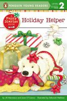 A puppy diaries book : holiday helper