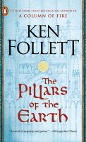 Cover Image of Pillars of the Earth