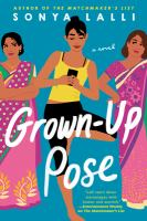 Title: Grown-up pose Author:Lalli, Sonya