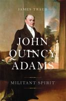 book cover image John Quincey Adams
