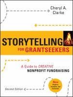 Storytelling for Grantseekers