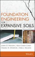 Foundation engineering for expansive soils [electronic resource]