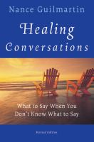 Healing Conversations