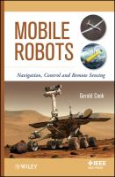 Mobile robots [electronic resource] : navigation, control and remote sensing