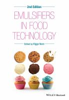 Emulsifiers in food technology [electronic resource]