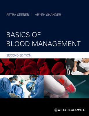 picture of the cover of the e-book Basics of Blood Management, second edition