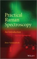Practical Raman spectroscopy [electronic resource] : an introduction
