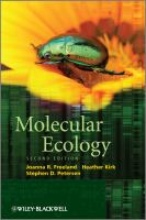 Molecular ecology [electronic resource] / Joanna R. Freeland and Heather Kirk ; Stephen Petersen.