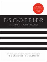 Escoffier