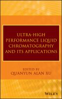 Ultra-high performance liquid chromatography and its applications [electronic resource]
