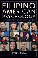 Filipino American psychology [electronic resource] : a handbook of theory, research, and clinical practice