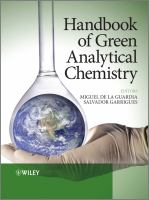 Handbook of green analytical chemistry [electronic resource]