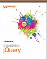 Smashing jQuery [electronic resource].
