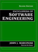 Encyclopedia of Software Engineering: Vol. 2 [electronic resource] Custom.