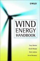 Wind Energy Handbook [electronic resource]