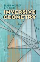 Inversive geometry