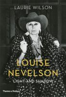 Louise Nevelson : light and shadow