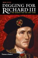 book cover image Digging For Richard III