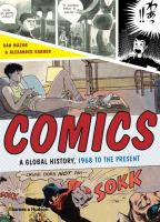 Cover of the book Comics : a global history, 1968 to the present