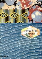 An anthology of decorated papers : a sourcebook for designers