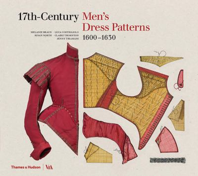 17th-century men's dress patterns, 1600-1630