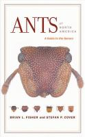 Ants of North America : a guide to the genera