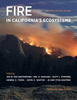 Fire in California's ecosystems /