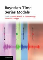 Bayesian time series models [electronic resource]