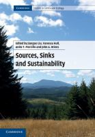 Sources, sinks and sustainability [electronic resource]