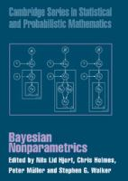 Bayesian nonparametrics [electronic resource]
