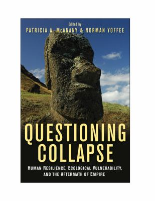 cover of the book Questioning Collapse