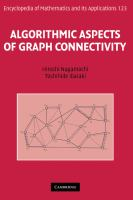 Algorithmic aspects of graph connectivity [electronic resource]