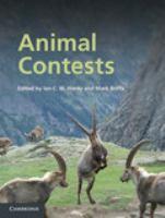 Animal contests [electronic resource]