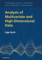 Analysis of multivariate and high-dimensional data [electronic resource]