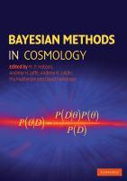 Bayesian methods in cosmology [electronic resource]