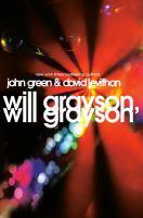 Cover of the book Will Grayson, Will Grayson