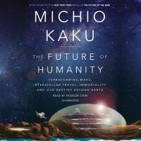 THE FUTURE OF HUMANITY (CD)