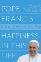 book cover image Happiness In This Life