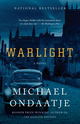Cover Image for Warlight by Ondaatje