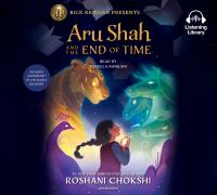 ARU SHAH AND THE END OF TIME (CD)