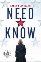 Need to Know: A Novel