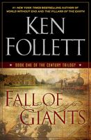 Cover of the book Fall of giants