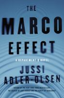 Book cover image - The Marco Effect