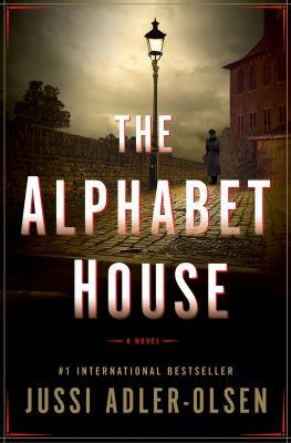 Cover Image for The Alphabet House by Jussi Adler-Olsen