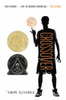 The Crossover, by Kwame Alexander