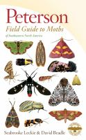 Peterson field guide to moths of southeastern North America /